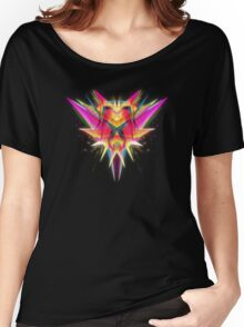 TAZOR (Abstract Future Scifi Artwork) Women's Relaxed Fit T-Shirt