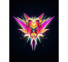TAZOR (Abstract Future Scifi Artwork) Photographic Print