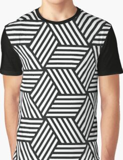 Isometric Graphic T-Shirt
