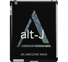 An Awesome Wave iPad Case/Skin