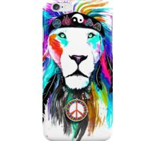 King Lion iPhone Case/Skin