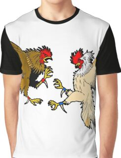 Rooster 578 Graphic T-Shirt