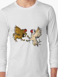 Rooster 578 Long Sleeve T-Shirt