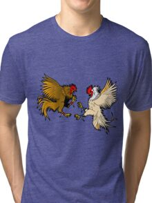 Rooster 578 Tri-blend T-Shirt