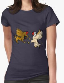 Rooster 578 Womens Fitted T-Shirt