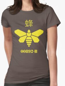 Golden Moth Chemical Womens Fitted T-Shirt