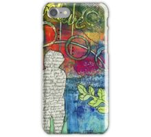 CREATIVITY is the Best Therapy! iPhone Case/Skin