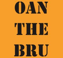 OAN THE BRU by James Chetwald Mattson