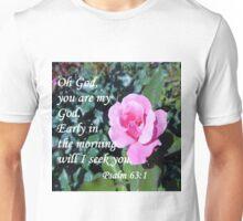 Psalm 63 Unisex T-Shirt