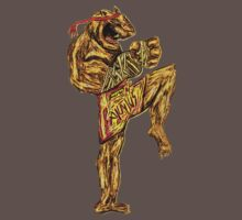 Tiger Fitness Baby Tee