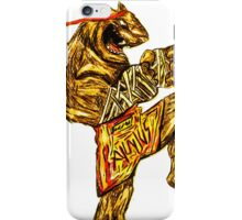 Tiger Fitness iPhone Case/Skin