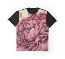 Pretty in Flowery Pink Graphic T-Shirt