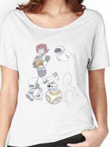 Pidge Women's Relaxed Fit T-Shirt