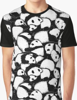 Pandamonium Graphic T-Shirt