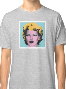 Banksy - Kate Moss Classic T-Shirt