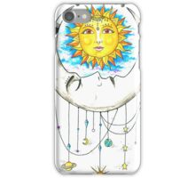 Astronomical Harmony iPhone Case/Skin