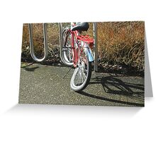 What a ride!!! Greeting Card