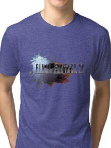 FFXV logo Tri-blend T-Shirt
