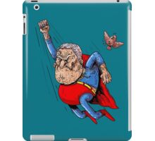Super Oldman iPad Case/Skin