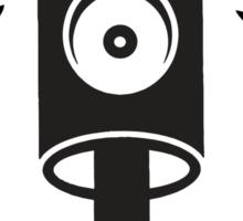 Iconic Cap Grime Lab Sticker