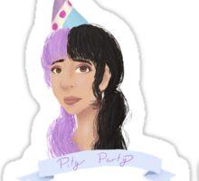 Melanie Martinez Stickers Set (Carosel, Pity Party, Soap) Sticker