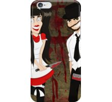 One-Eyed Doll Poster iPhone Case/Skin