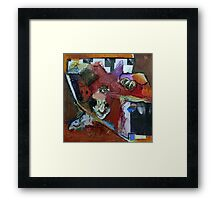 entertaining endless possibilities Framed Print