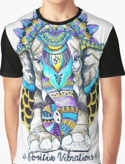 Wild Vibrations Graphic T-Shirt