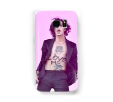 Matty Healy Love Me Samsung Galaxy Case/Skin