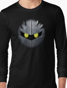 Meta Knight Mask Long Sleeve T-Shirt