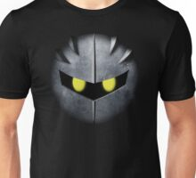 Meta Knight Mask Unisex T-Shirt
