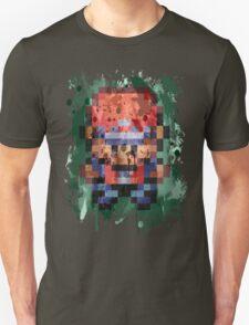 16-Bit Red Splatter T-Shirt