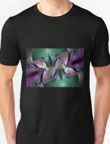 Crystal leaves Unisex T-Shirt