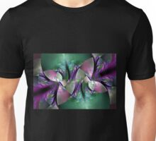 Crystal leaves Unisex T-Shirt