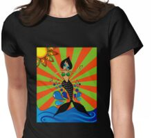 Merjuana Womens Fitted T-Shirt