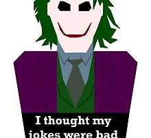 The Joker by theJemmer