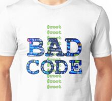"""Person of Interest - Root """"Bad Code"""" Unisex T-Shirt"""