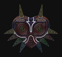 Ornate Majora's Mask Kids Clothes