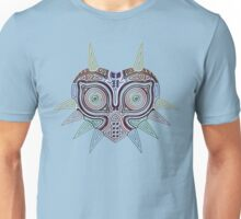 Ornate Majora's Mask Unisex T-Shirt