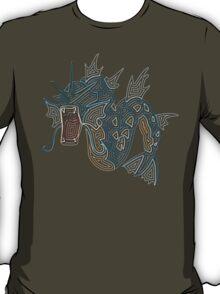 Ornate Gyarados T-Shirt