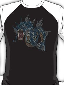 Ornate Gyarados T-Shirt