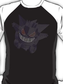 Ornate Gengar T-Shirt
