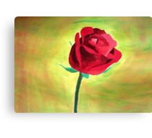 Enchanted Rose Canvas Print
