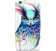 Mystical Owl iPhone Case/Skin
