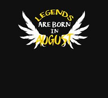 Legend Are Born In August guy's Unisex T-Shirt