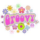 Groovy 70's  by Linda Allan