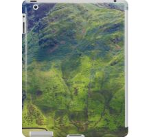 Side Pike From Stickle Ghyll, Great Langdale,Lake District iPad Case/Skin