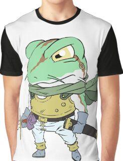 Chrono Trigger Frog Graphic T-Shirt