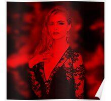 Cara Delevingne - Celebrity Poster