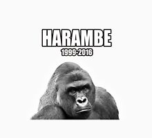 Harambe - 1999 to 2016 Unisex T-Shirt